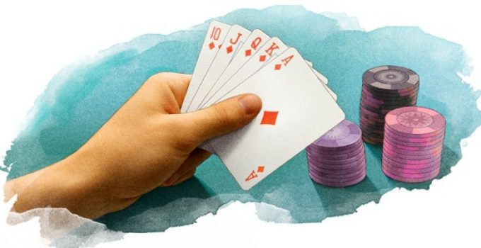 Scope of online poker